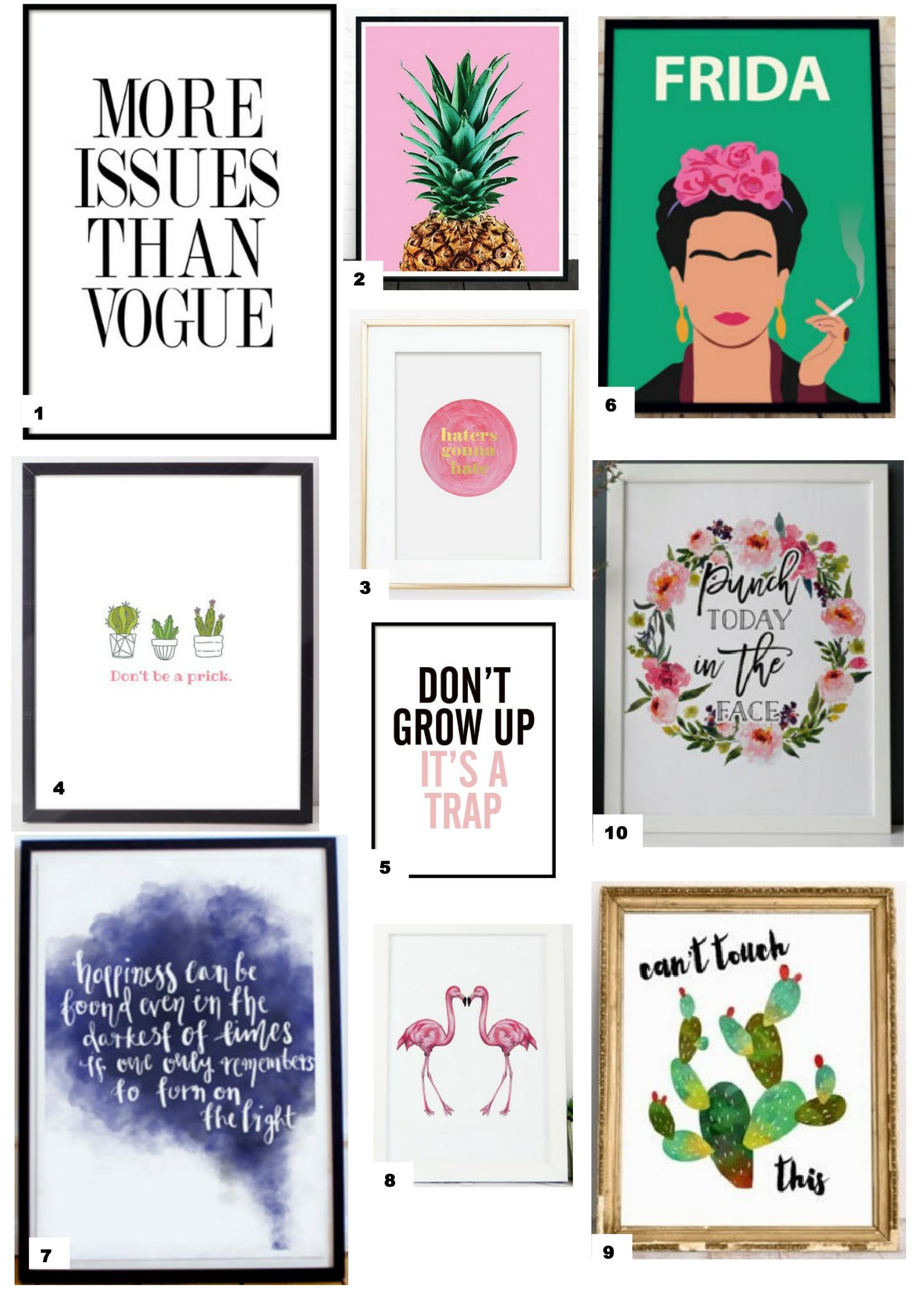 Prints 1-1